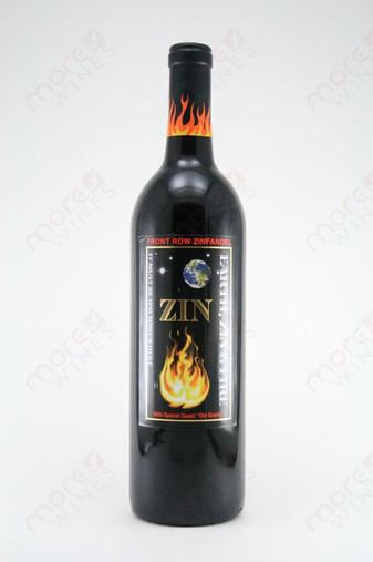 Earth, Zin, & Fire Front Row Zinfandel 750ml