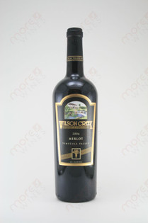 Wilson Creek Barrel Reserve Merlot 750ml