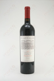 Stuart Cellars Limited Estate Reserve Tatria Meritage Unfiltered 2002 750ml