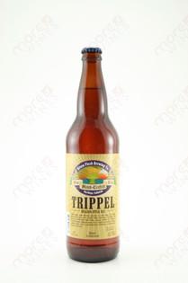 Green Flash Trippel Belgian Style Ale 22fl oz