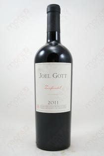 Joel Gott Zinfandel 2011 750ml