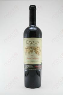 Caymus Special Selection Napa Valley Cabernet Sauvignon 2004 750ml