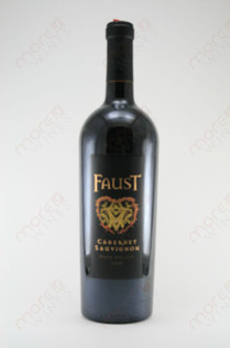 Faust Napa Valley Cabernet Sauvignon 2005 750ml