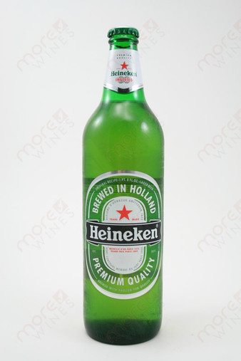 Heineken Lager Beer 24fl oz