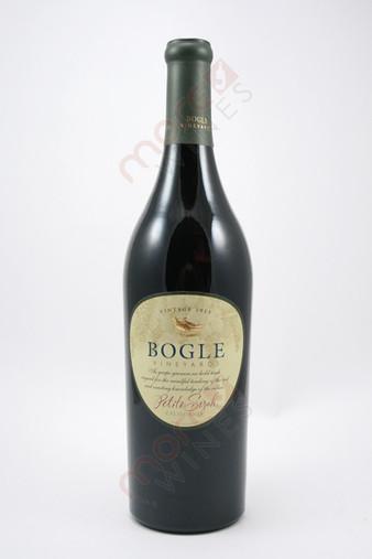 Bogle Vineyards Petite Sirah 2013 750ml