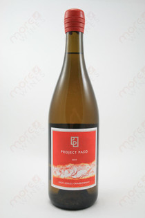 Project Paso Chardonnay 750ml