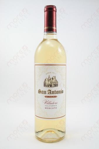 San Antonio Villadoro Moscato 750ml