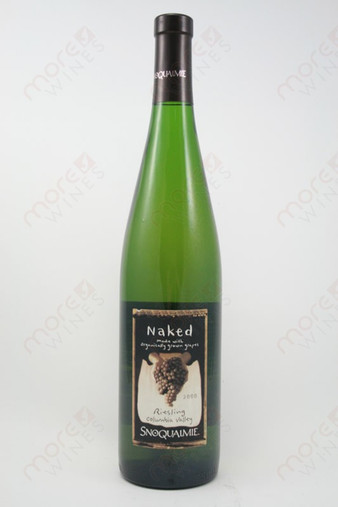 Snoqualmie Naked Riesling 750ml
