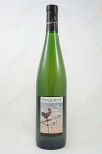 Snoqualmie Winemakers Select Riesling