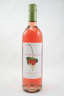 Sweet Bliss Sweet Pink Wine