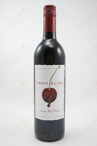 Sweet Bliss Sweet Red Wine