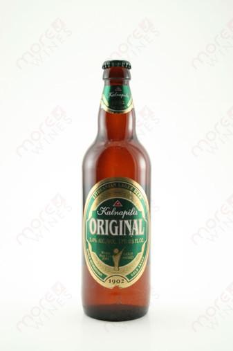Kalnapilis Original Lager Beer 16.9fl oz