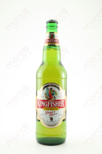 Kingfisher Lager Beer 22fl oz