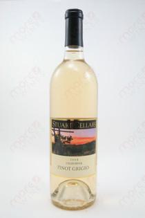 Stuart Cellars Pinot Grigio