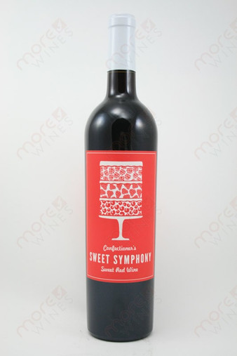 Confectioner's Sweet Symphony Sweet Red Wine