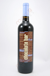 Chocolate Bar 100% YUM Dessert Wine 750ml