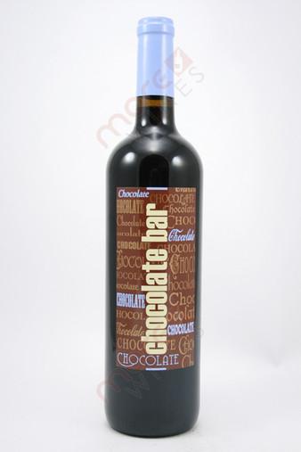 Chocolate Bar 100% YUM Dessert Wine 750ml