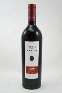 Simply Naked Unoaked Cabernet Sauvignon 2010 750ml