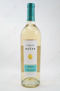 Simply Naked Unoaked Pinot Grigio