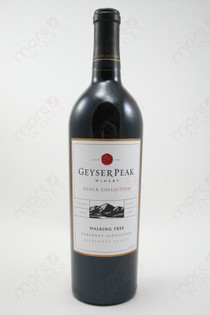 Geyser Peak Block Collection Walking Tree Cabernet Sauvignon 2006 750ml