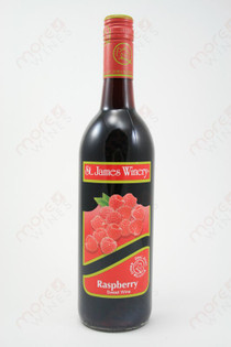 St. James Raspberry Sweet Wine