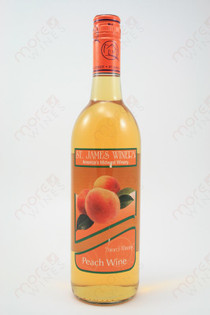 St. James Peach Wine 750ml