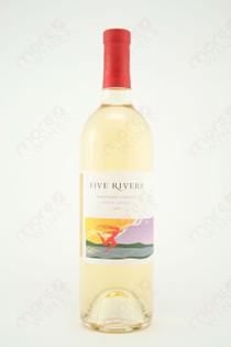 Five Rivers Monterey County Pinot Grigio 750ml