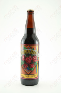 Lost Coast Raspberry Brown Ale 22fl oz