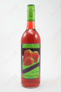 St. James Strawberry Wine 750ml