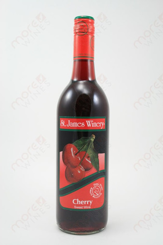 St. James Cherry Wine 750ml