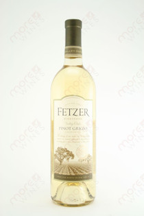 Fetzer Vineyards Valley Oaks Pinot Grigio 2009 750ml