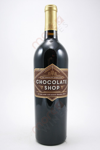 Chocolate Shop The Chocolate Lover's Red Wine 750ml