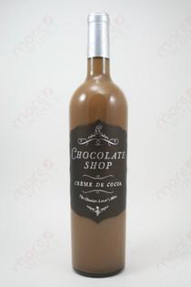 Chocolate Shop Crème De Cocoa 750ml