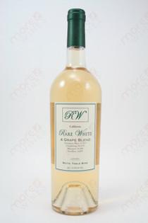 Rare White 4 Grape Blend 750ml