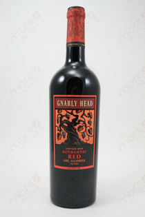 Gnarly Head Authentic Red 750ml