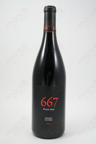 667 Pinot Noir 750ml