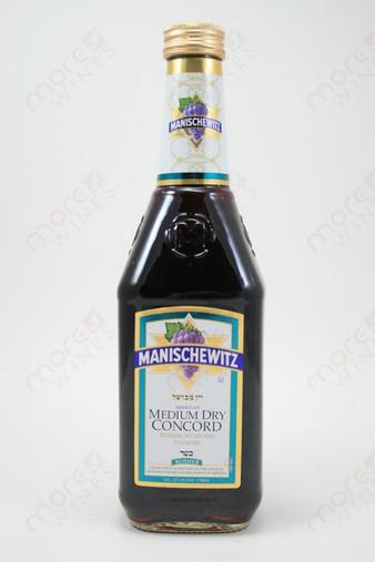 Manischewitz Medium Dry Concord 750ml