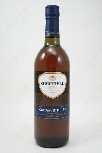Sheffield Cream Sherry 750ml
