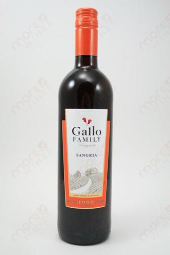 Gallo Family Sangria 750ml