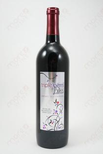 Triple Berri Bliss Red Wine 750ml