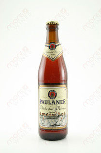 Paulaner Oktoberfest Marzen Amber 16.9fl oz