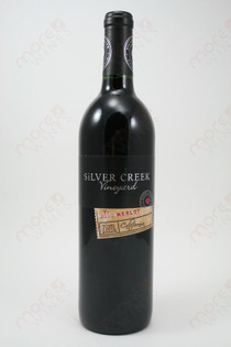 Silver Creek Merlot 2010 750ml
