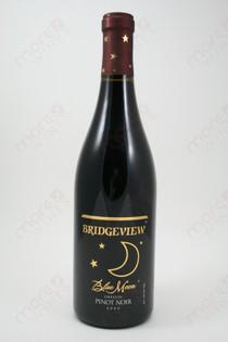 Bridgeview Blue Moon Pinot Noir 2009 750ml