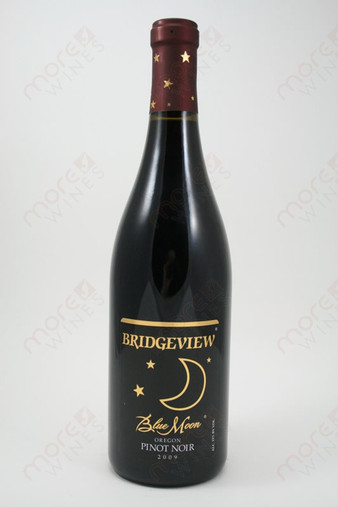 Bridgeview Blue Moon Pinot Noir 2009 750ml