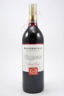 Woodbridge Sweet Red Wine 750ml