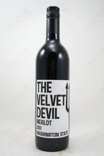 Charles Smith The Velvet Devil Merlot 750ml