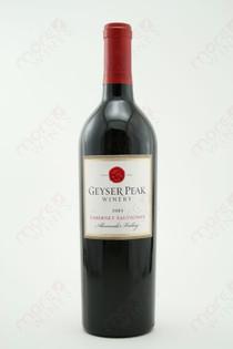 Geyser Peak Winery Alexander Valley Cabernet Sauvignon 2006 750ml