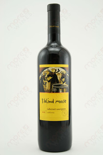 3 Blind Moose Cabernet Sauvignon 750ml