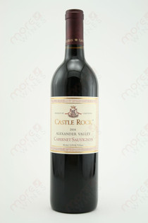Castle Rock Alexander Valley Cabernet Sauvignon 750ml