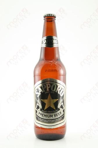 Sapporo Premium Beer 20.3fl oz
